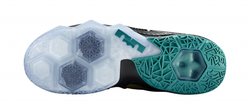 Nike LeBron 12 Low - SVSM - KicksOnFire.com