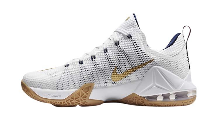 Nike LeBron 12 Low - USA - KicksOnFire.com