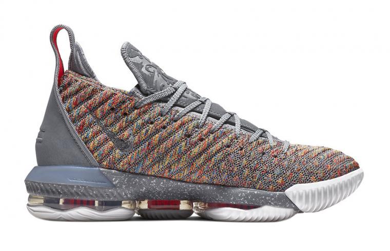 Nike LeBron 16 Multicolor - KicksOnFire.com