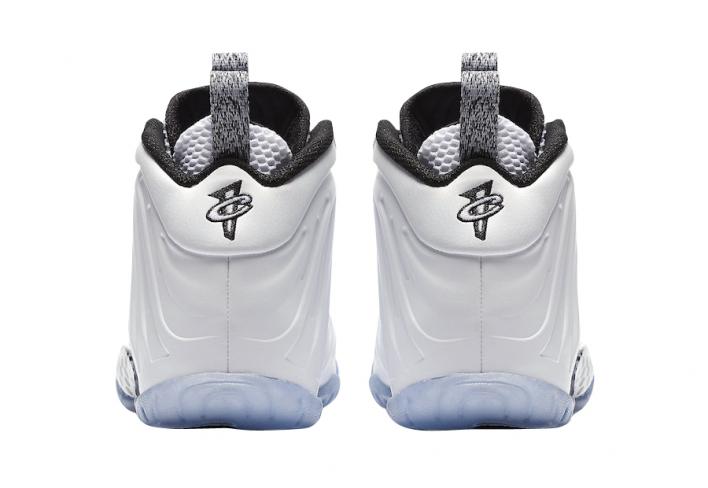 Nike Little Posite One White Ice