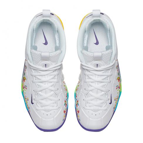 Nike Little Posite Pro Fruity Pebbles