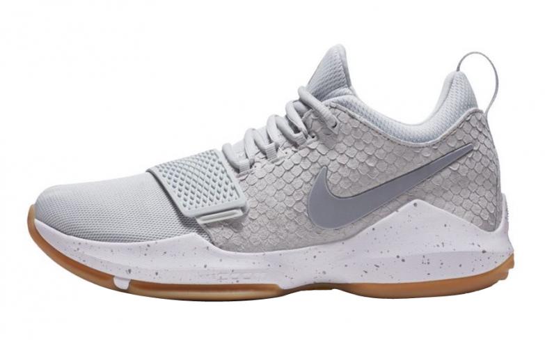 Nike PG 1 Pure Platinum - KicksOnFire.com