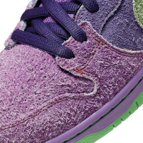 Revocación Abrazadera desmayarse  Nike SB Dunk High 420 Reverse Skunk - KicksOnFire.com