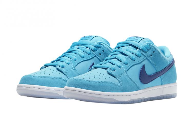 Nike SB Dunk Low Blue Fury