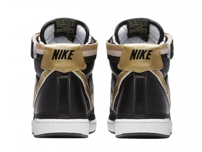 Nike Vandal High Supreme Black Metallic