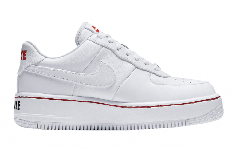 Nike WMNS Air Force 1 Low Upstep Force