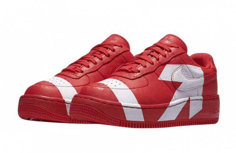 Nike WMNS Air Force 1 Low Upstep Uptown