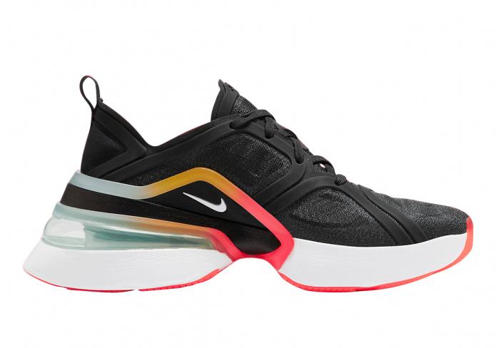 Nike Air Max 270 XX Black White Bright Crimson (W