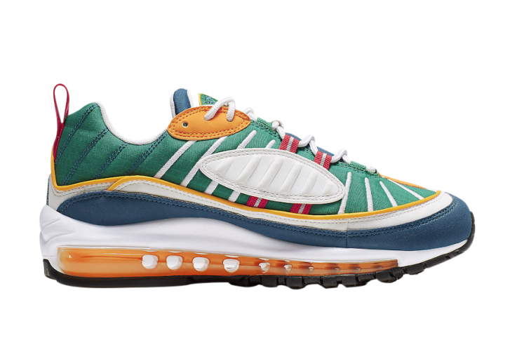 Nike WMNS Air Max 98 Multicolor
