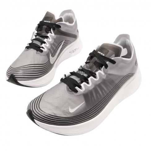 Nike Zoom Fly SP Black Light Bone
