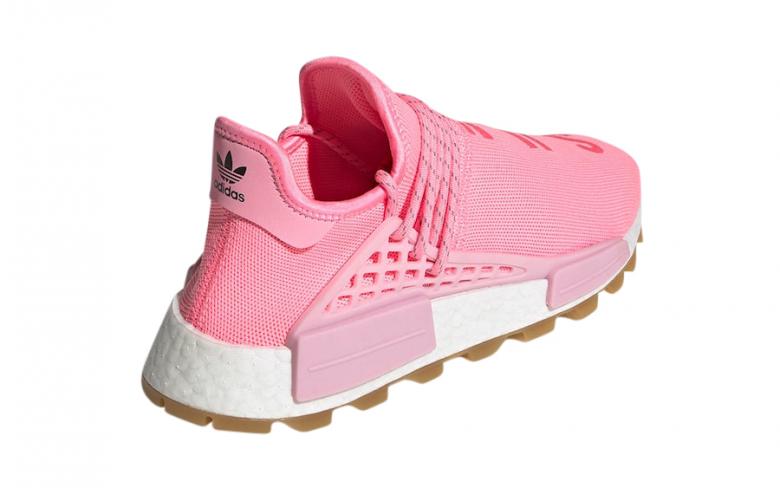 Pharrell x adidas NMD Hu Gum Pink - KicksOnFire.com