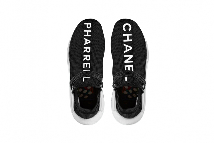 Pharrell x Chanel x adidas NMD Human
