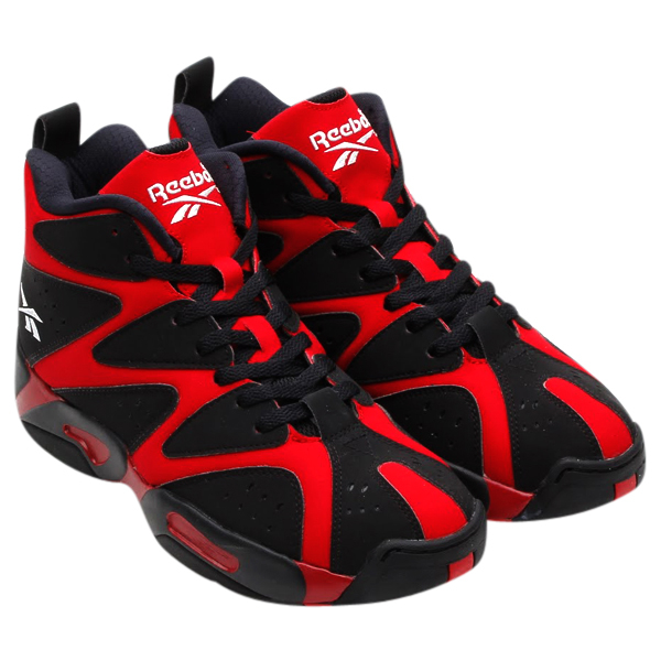 Reebok Kamikaze 1 - Black / Red