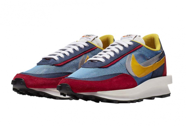 Sacai x Nike LDWaffle Varsity Blue