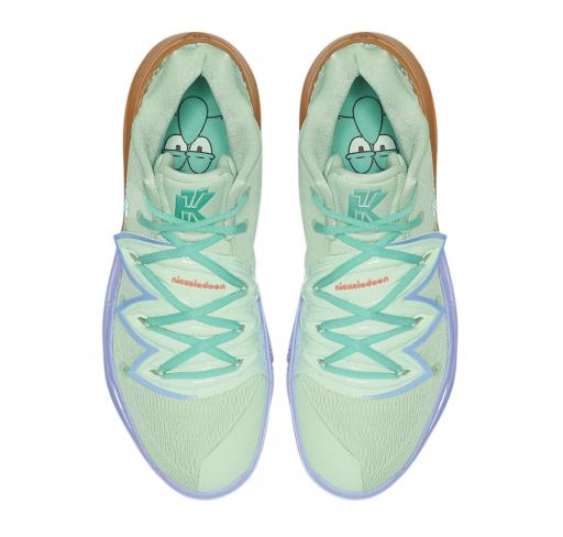 Spongebob x Nike Kyrie 5 Squidward
