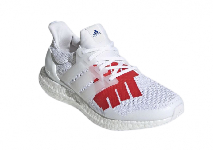 Undefeated x adidas Ultra Boost 1.0 Stars And Stripes ...
