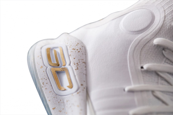 curry 4 white and gold for sale