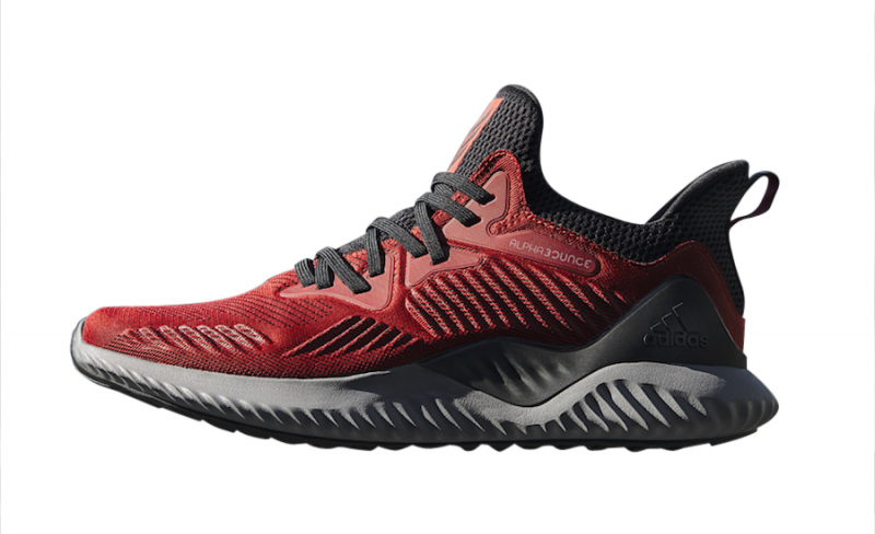 alphabounce red