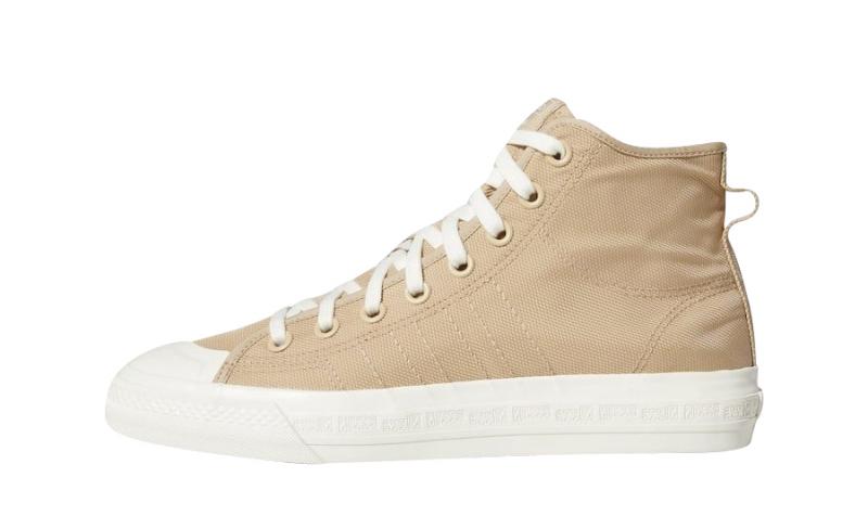 Adidas Nizza Hi RF Pale Nude/Bianche/Gum EF5759
