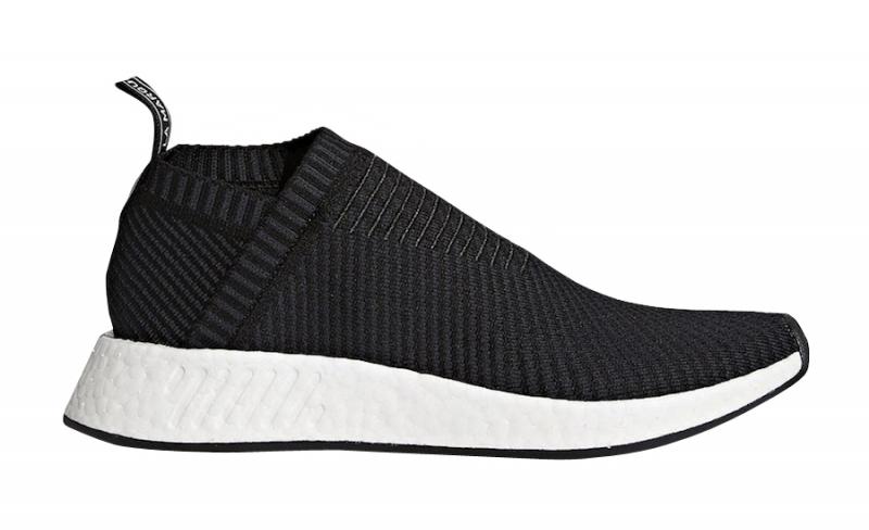 Seminario Empresa muestra  adidas NMD City Sock 2 Core Black - KicksOnFire.com