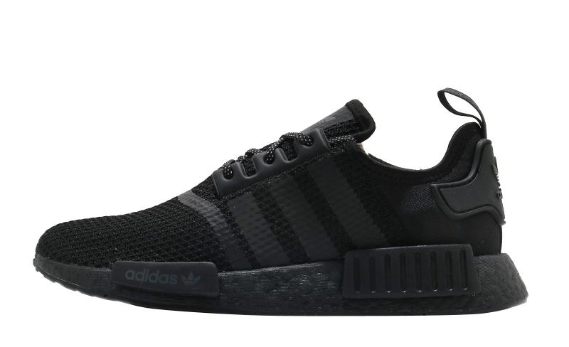 adidas NMD R1 Core Black Carbon - KicksOnFire.com