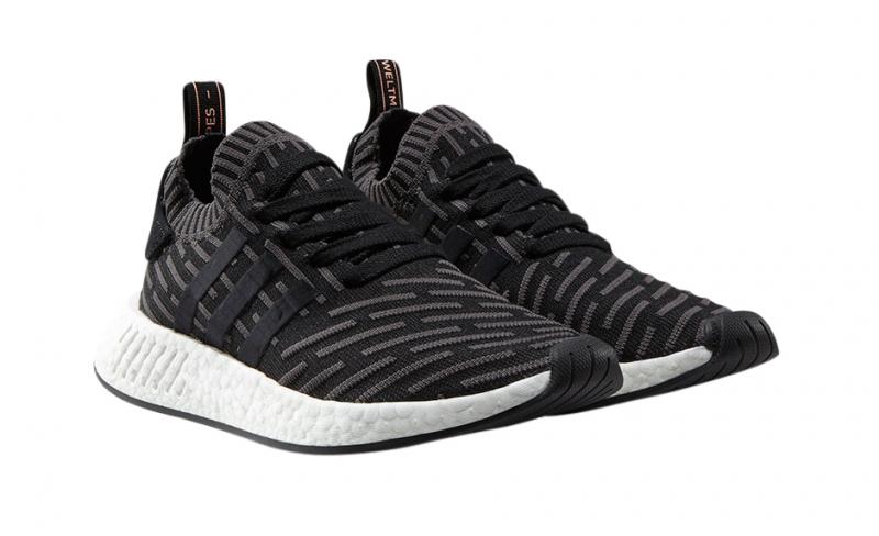 adidas nmd r2 boost black