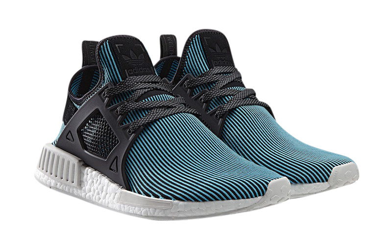 adidas NMD XR1 - Black/Blue
