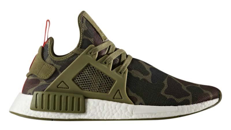 adidas NMD XR1 Green Camo - KicksOnFire.com
