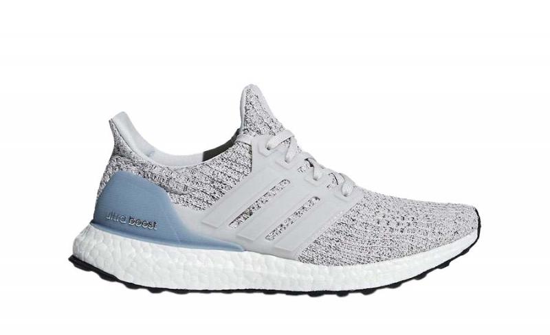 adidas Ultra Boost 4.0 Light Grey Blue