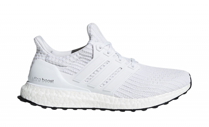 adidas Ultra Boost 4.0 Triple White - KicksOnFire.com