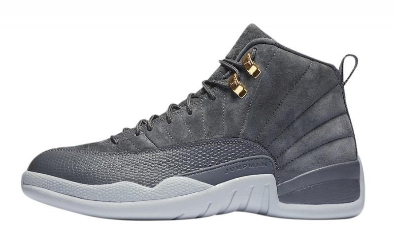 Air Jordan 12 Dark Grey - KicksOnFire.com