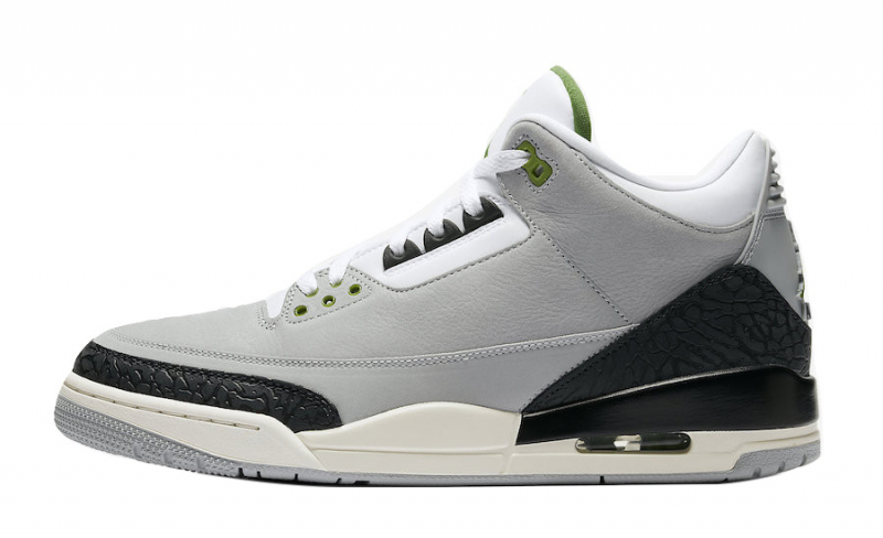 Air Jordan 3 Chlorophyll - KicksOnFire.com