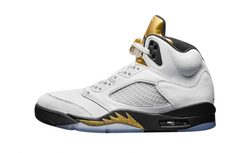 Air Jordan 5 Olympic (Gold Medal