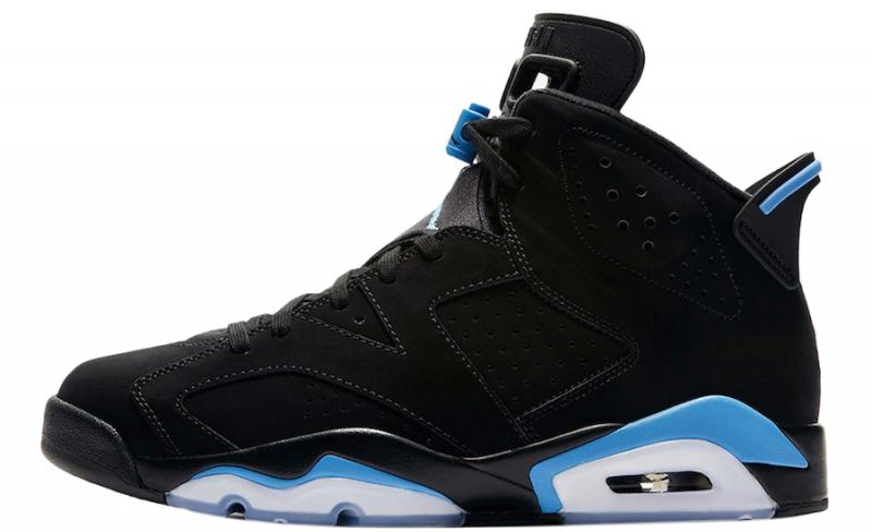 retro 6 jordans blue