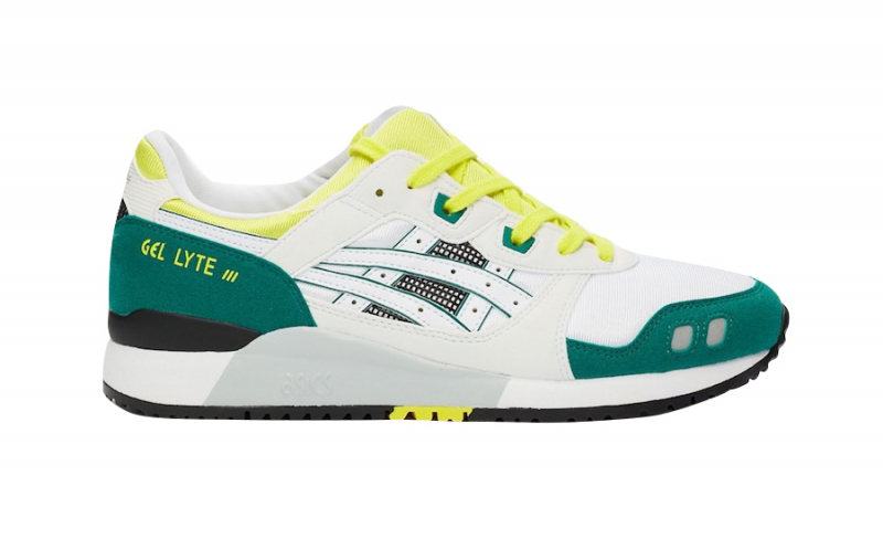 ASICS GEL-LYTE 3 OG - CITRUS - AVAILABLE NOW - The Drop Date