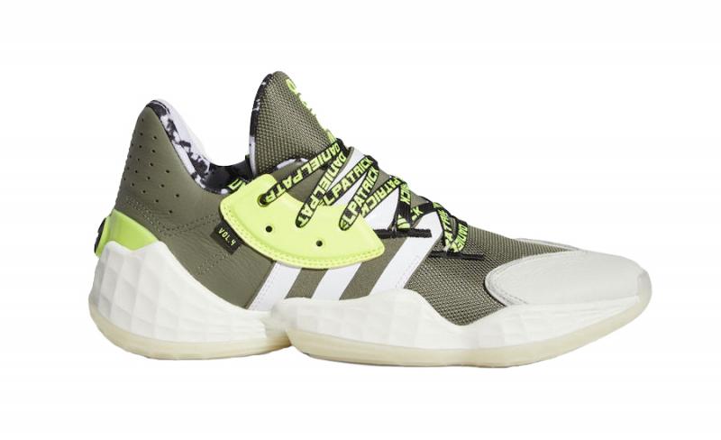 Daniel Patrick X Adidas Harden Vol 4