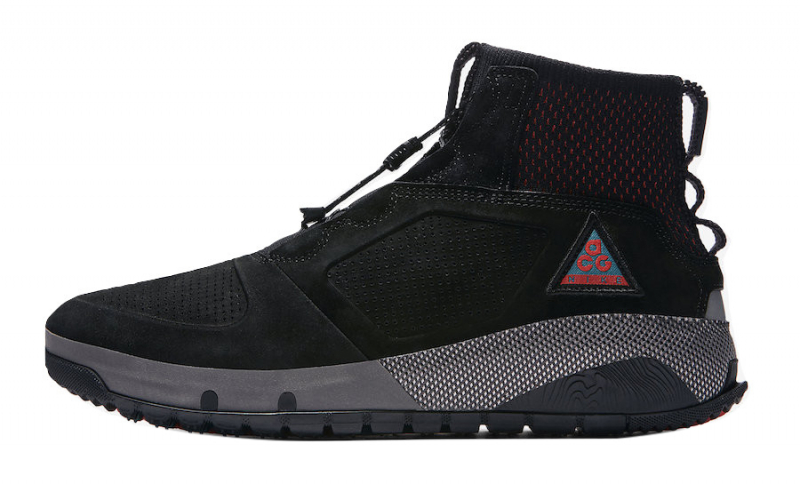 Nike ACG Ruckel Ridge Black Geode Teal - KicksOnFire.com