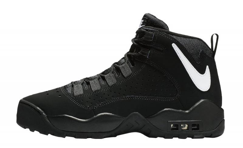 Nike Air Darwin Black White