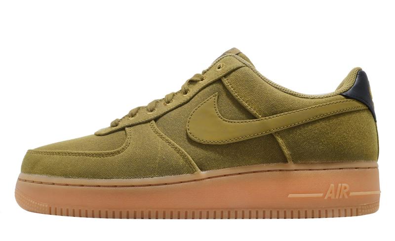 Nike Air Force 1 Low 07 Camper Green