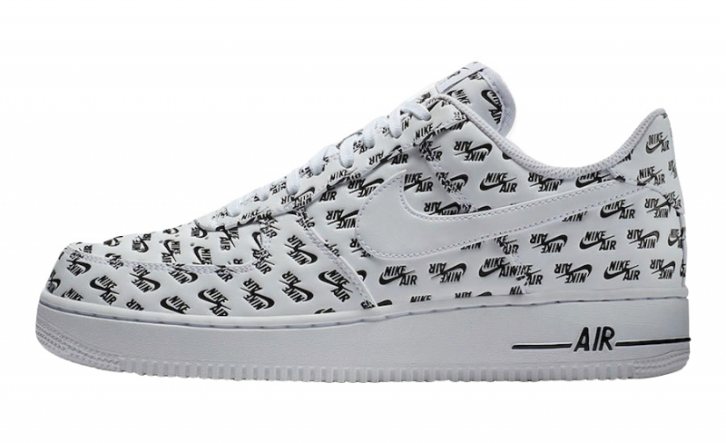 Nike Air Force 1 Low All Over Logo