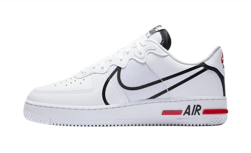 air force 1 reacr