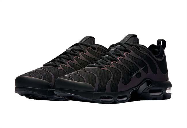 Nike Air Max Plus Tn Ultra Triple Black