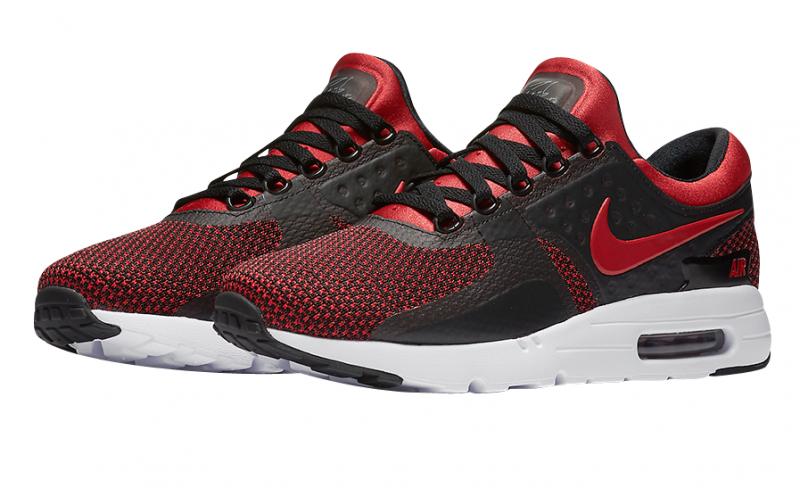 Nike Air Max Zero University Red Black