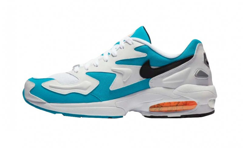 Nike Air Max2 Light OG Blue Lagoon