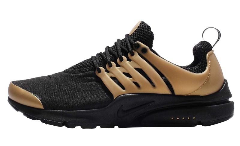 Nike Air Presto Black Gold