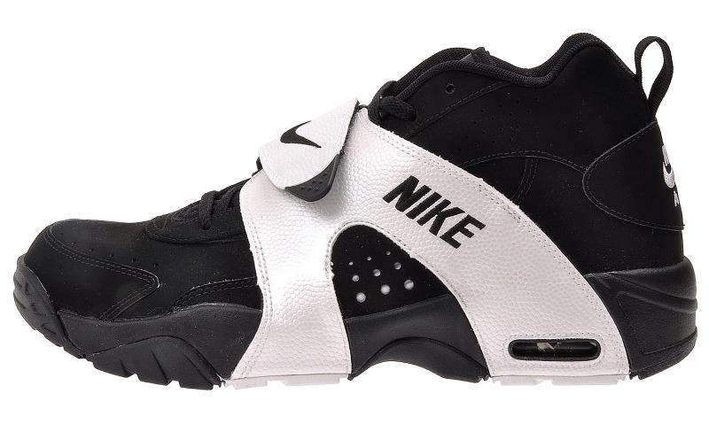 Nike Air Veer - Black / Black - White