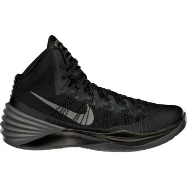 Nike Hyperdunk 2013 - Black / Metallic