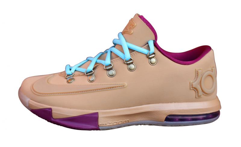 Nike KD 6 EXT QS - Gum - KicksOnFire.com