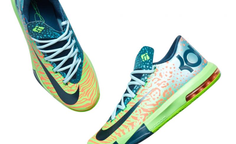Nike KD 6 - Liger - KicksOnFire.com
