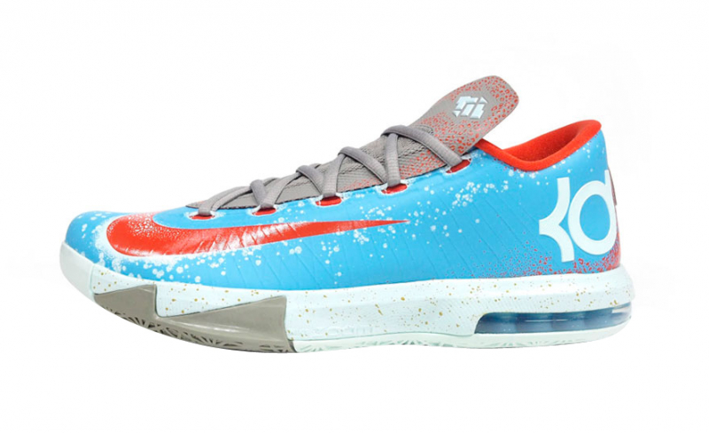 Nike KD 6 - Maryland Blue Crab